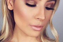   glam makeup   / night out looks