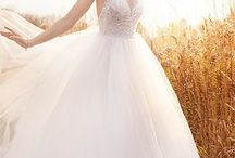   wedding dress   / make your special day unique - starting with the dress