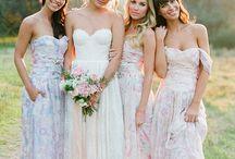   bridesmaids   / dress up your bridal party