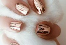   elegant nails   / nails for galas, prom, weddings, etc.