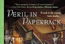 Peril in Paperback, Bibliophile Mystery 6