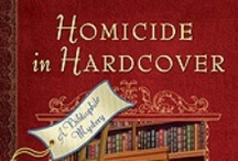 "Homicide in Hardcover, Bibliophile Mystery 1 / Brooklyn finds her mentor lying in a pool of his own blood. With his final breath Abraham leaves Brooklyn with a cryptic message, ""Remember the Devil""..."