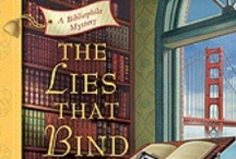 The Lies that Bind, Bibliophile Mystery 3