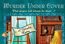 Murder Under Cover, Bibliophile Mystery 4