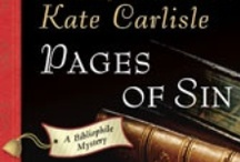 Pages of Sin, a Bibliophile Mystery enovella