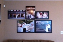 Picture Frame Groupings