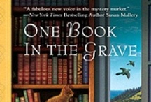 One Book in the Grave, Bibliophile Mystery 5 / Brooklyn's chance to restore a rare 1st edition of Beauty and the Beast seems a fairytale—until she realizes it once belonged to an old friend. Max Adams, a renowned papermaker, fell in love with Emily and gave her the book as a symbol of their love. Then he died in a crash, and Brooklyn suspected his possessive ex. Now she decides to find out who sold the book and return it to Emily. She believes a rare book dealer can assist her, but when she arrives at his shop, she finds him murdered...