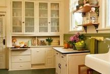 Country Kitchens / Kitchens are truly the heart of a home.