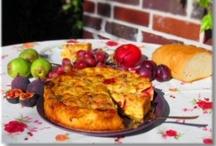 Mediterranean desserts / Dessert recipes from the Mediterranean cuisine