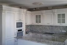 Мебель для кухни на заказ / Представлена мебель для кухни по индивидуальным заказам, изготовленная мастерами нашей фабрики.