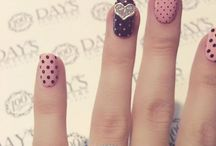 Nail Art ideas / Nail art designs I like  / by Rashny K