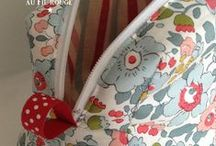 Liberty of London Fabric Projects / Projects, crafts and ideas using Liberty of London fabrics.