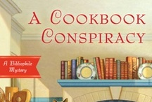 A Cookbook Conspiracy, Bibliophile Mystery 7