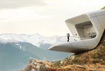 Inspiring Architectural Spaces / Inspirational Spaces, Images, Creativity.....Art