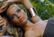 ICON: Veruschka / Vera Grafin von Lehndorff-Steinort     -         Supermodel 1960 - 1975  **(VERUSCHKA)