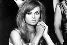 "ICON: Jean Shrimpton - ""the shrimp"""