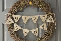 Thanksgiving Fun! / From recipes to crafts, we've got some great ideas for the upcoming holiday!
