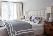 Gorgeous Greys / Grey is the color for sophisticated, chic interiors!