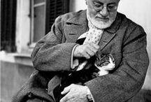 Henri Matisse 1869-1954 / Fransk -  Tidlig modernist - Hovedsaklig malerier