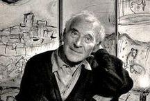Marc Chagall 1887-1985 / Russisk - forbundet med surrealistbevegelsen