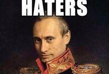 Dictators and psychopaths (dyktatorzy czy psychopaci?)