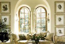 Living rooms / by Gabriela Ferreira