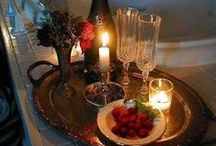 Nice  and  romantic evening ( mily i romantyczny wieczor )