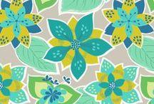 Dulce Brasil / Lewis & Irene - 'Dulce Brasil' fabric collection. www.lewisandirene.com