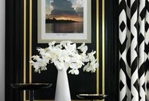 Black and White / A classic sophisticated look!