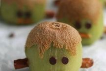 Halloween / Ideas for how to use Peter Rubi's produce to celebrate Halloween.