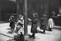 Victorian street life