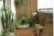Ideeën voor tuin/balkon