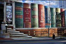 Bibliópolis / Bibliotecas del mundo