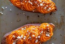 Sweet Potatoes / There's no wrong way to eat a ... sweet potato.