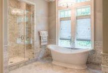 Master Bathroom En Suite Ideas / Love the idea of having an en suite bathroom!