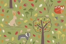 Fox & Friends / Lewis & Irene - Fox & Friends collection. Autumn 2014