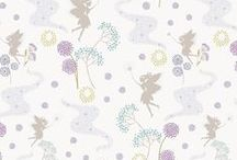 Make A Wish / Lewis & Irene - Make A Wish fabric collection Spring 2015