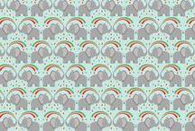 Safari Park / Lewis & Irene - Safari Park fabric collection Spring 2015