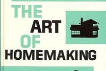 Homemaking Books / Vintage and Otherwise