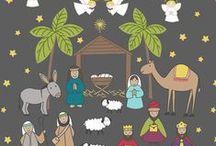 A Little Christmas Star / Lewis & Irene - A Little Christmas Star fabric collection - Christmas 2015