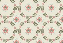Home Sweet Home / Lewis & Irene - 'Home Sweet Home' fabric collection - Autumn/Winter 2015