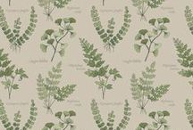 The Botanist / Lewis & Irene - 'The Botanist' fabric collection - Spring/Summer 2016