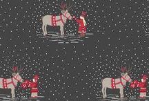 When I Met Santa's Reindeer