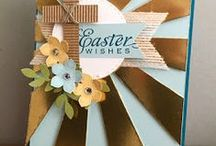 STAMPIN UP EASTER