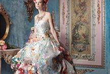 Dresses, dresses, dresses....