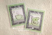 STAMPIN UP GET WELL SOON