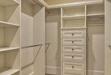 Мебель для гардеробных на заказ / Фотографии гардеробных комнат с мебелью, изготовленной на заказ нашей фабрикой.