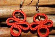 Inner tube/leather jewelry