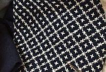 Sashiko, the Japanese embroidery