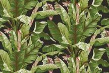 Обои в интерьере: листья-листочки / Дизайнеры все чаще обращаются к теме природы в оформлении интерьеров.
